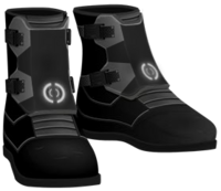 -BLACK- Special Forces Boots