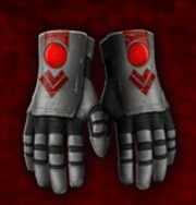 Special Forces Gloves -RED- (Mobile)