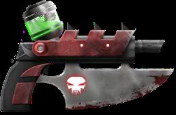 Poison-claw