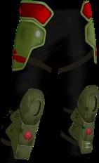 HVM Kevlar Pants RED