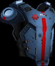 R4 Guardian Vest RED