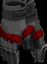 Hardplate Gauntlets (Red)