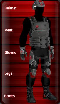 Trooper series RED