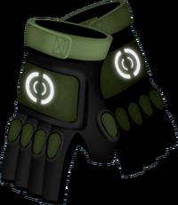 -BLACK- HVM Kevlar Gloves