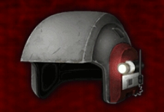 Trooper Helmet -RED- (Mobile)