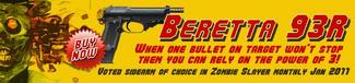Beretta poster