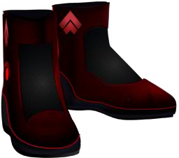 Graphene Boots RED