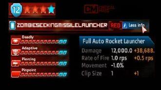 SAS 4 - ZombieSeekingMissileLauncher Weapon Hack