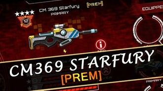 SAS 4 Mobile CM369 Starfury PREM-0