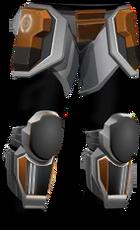 -BLACK- Titan MEM Trooper