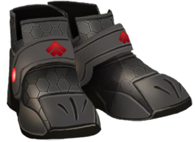 Red Dragonfly Boots