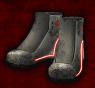 Shotlite Starwalk Boots -RED- (Mobile)
