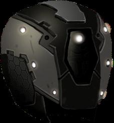 -BLACK- Shotlite Dragonfly Helmet