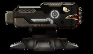 -BLACK- Teknoboom Flugkoper