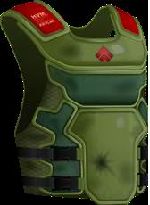 HVM Vest RED