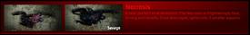 Necrosis tab