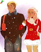 Ipos and sheila christmas