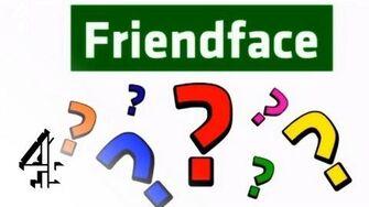 The IT Crowd Friendface Channel 4