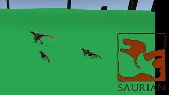 Saurian DevLog 19 - Family AI Demonstration