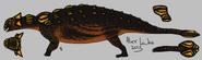 Ankylosaurus concept
