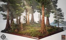 Chris-lomaka-xl-saurian-biome-redwood