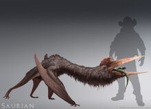 Quetzalcoatlus concept