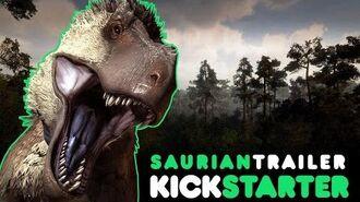 Saurian Kickstarter Trailer
