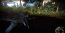 Didelphodon in-game