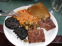 Grinners breakfast