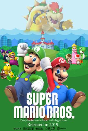 Super Mario Bros 2 2020 Film Sausagelover 99 Wiki Fandom