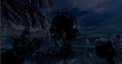 Savage Lands Sleeping Forest Giant
