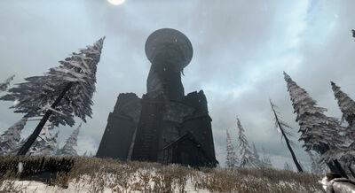 Argo Dragon tower