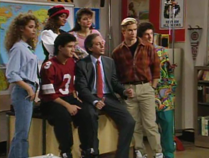 Full episodes of saved by the bell