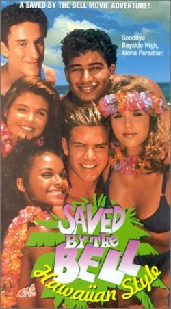 Saved by the Bell - Hawaiian Style