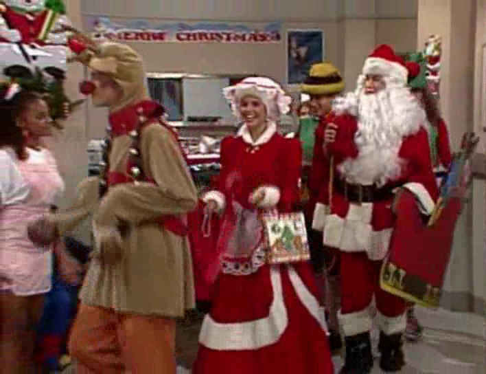 A Home For Christmas.A Home For Christmas 1 Saved By The Bell Wiki Fandom