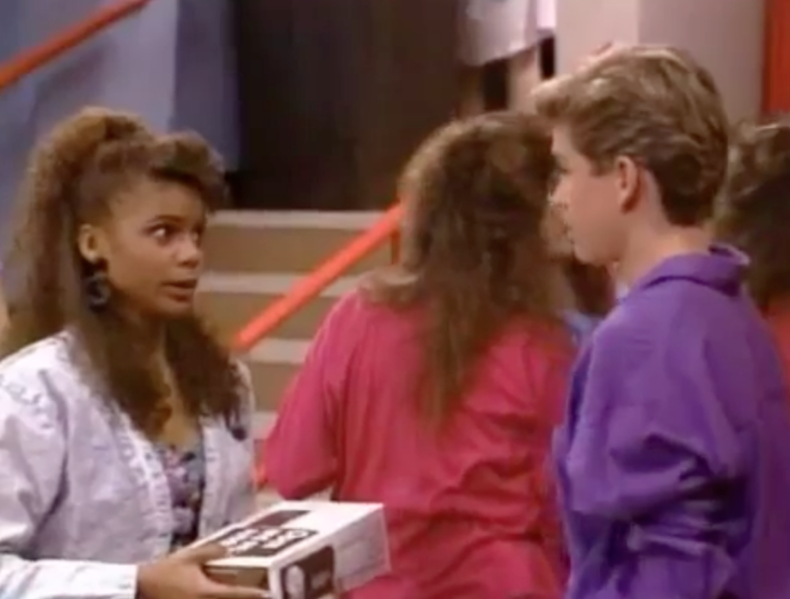 saved by the bell lisa and zack dating