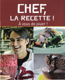 CHEF-LA-RECETTE-TOME-I