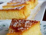 Gâteau d'ananas à la noix de coco