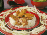 Emincé de Porc au gingembre Shogayaki