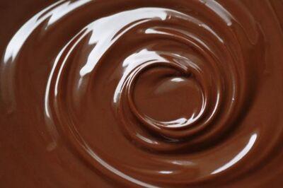 Chocolat fondu 1 -387068587