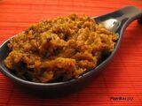 Zarlouk d'aubergine