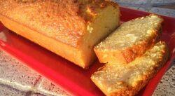 Cake au citron et a lorange