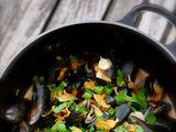 Curry thaï de moules