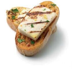 Halloumi-cheese