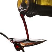 Vinaigre balsamique macro