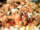 Saganaki de crevettes