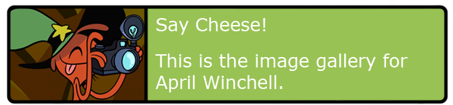 April Winchell Gallery Banner