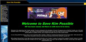 Save Kim Possible