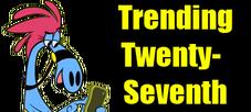 Trending Twenty-Seventh