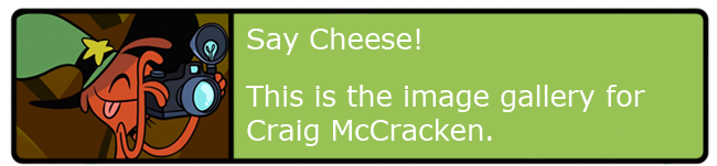 Craig McCracken Banner